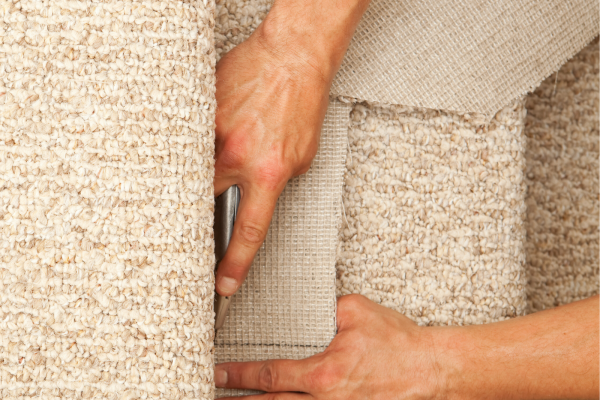 Carpet installation 1