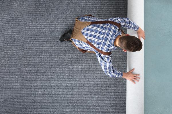 Carpet installation 3